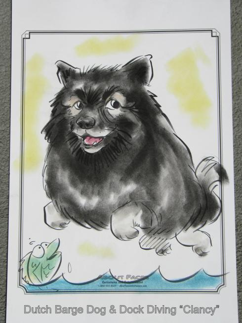Get a Caricature of your Dog!